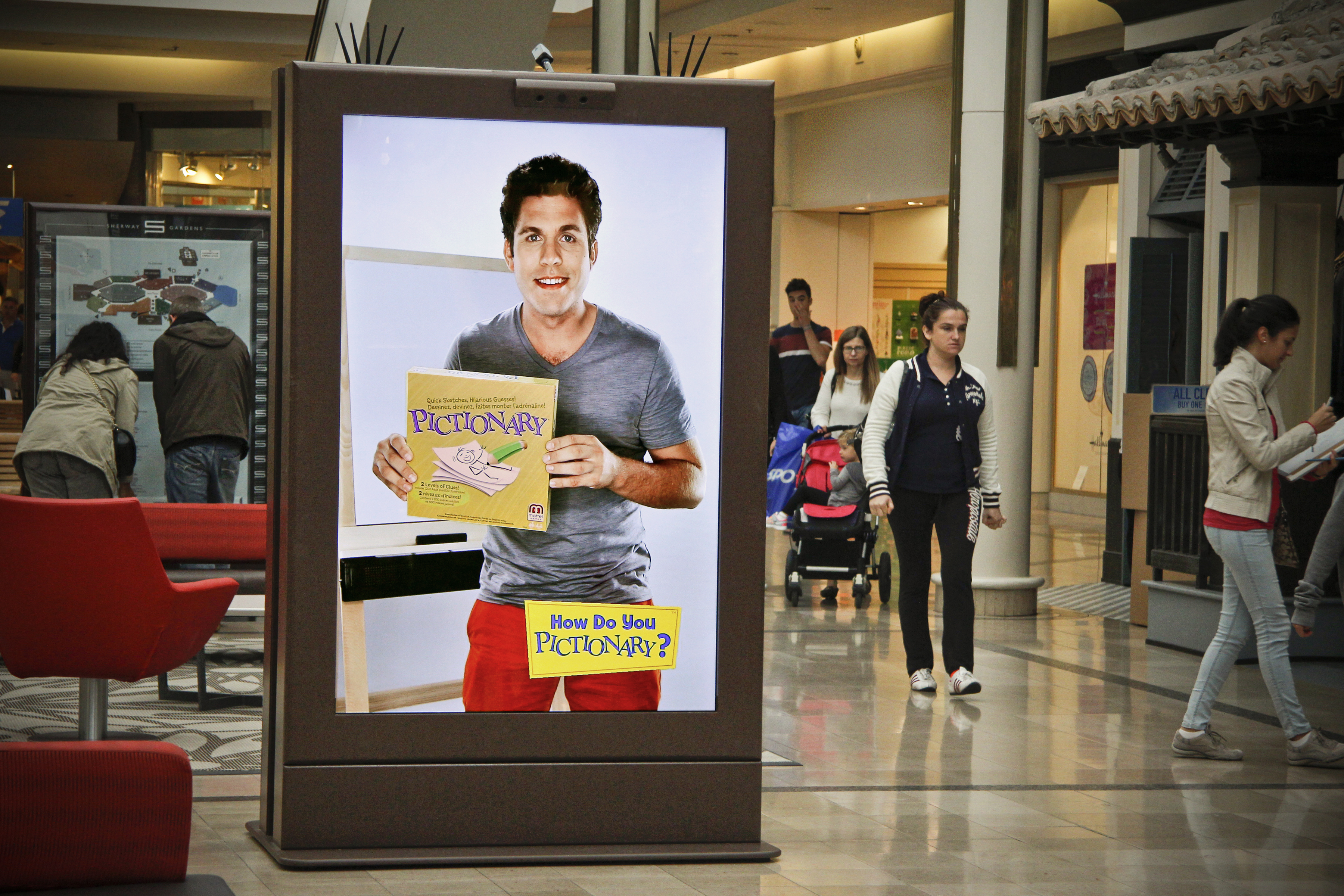 Mall Surprise campaign image